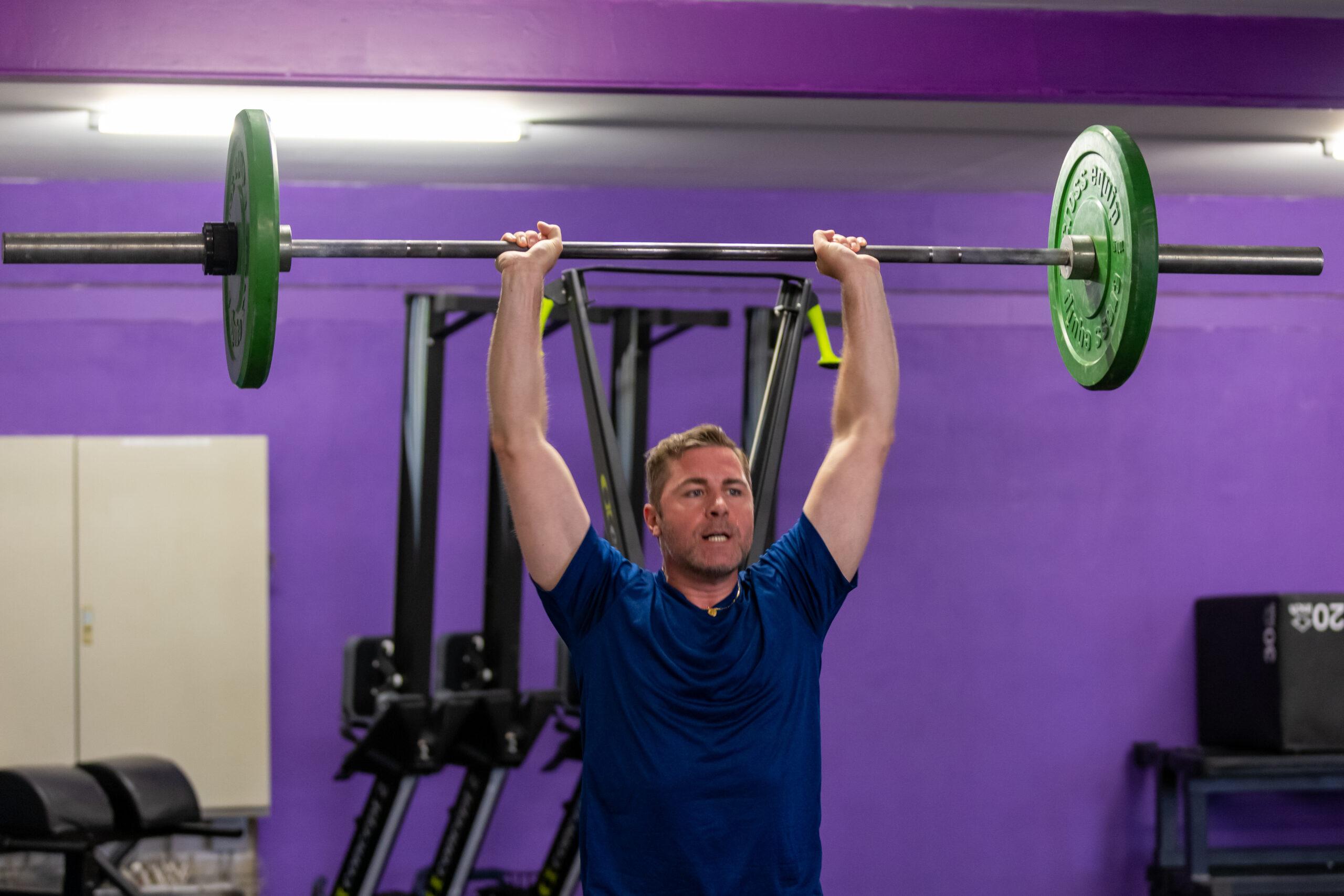 Personal Training Funktionelles Fitnesstraining Uetikon am See