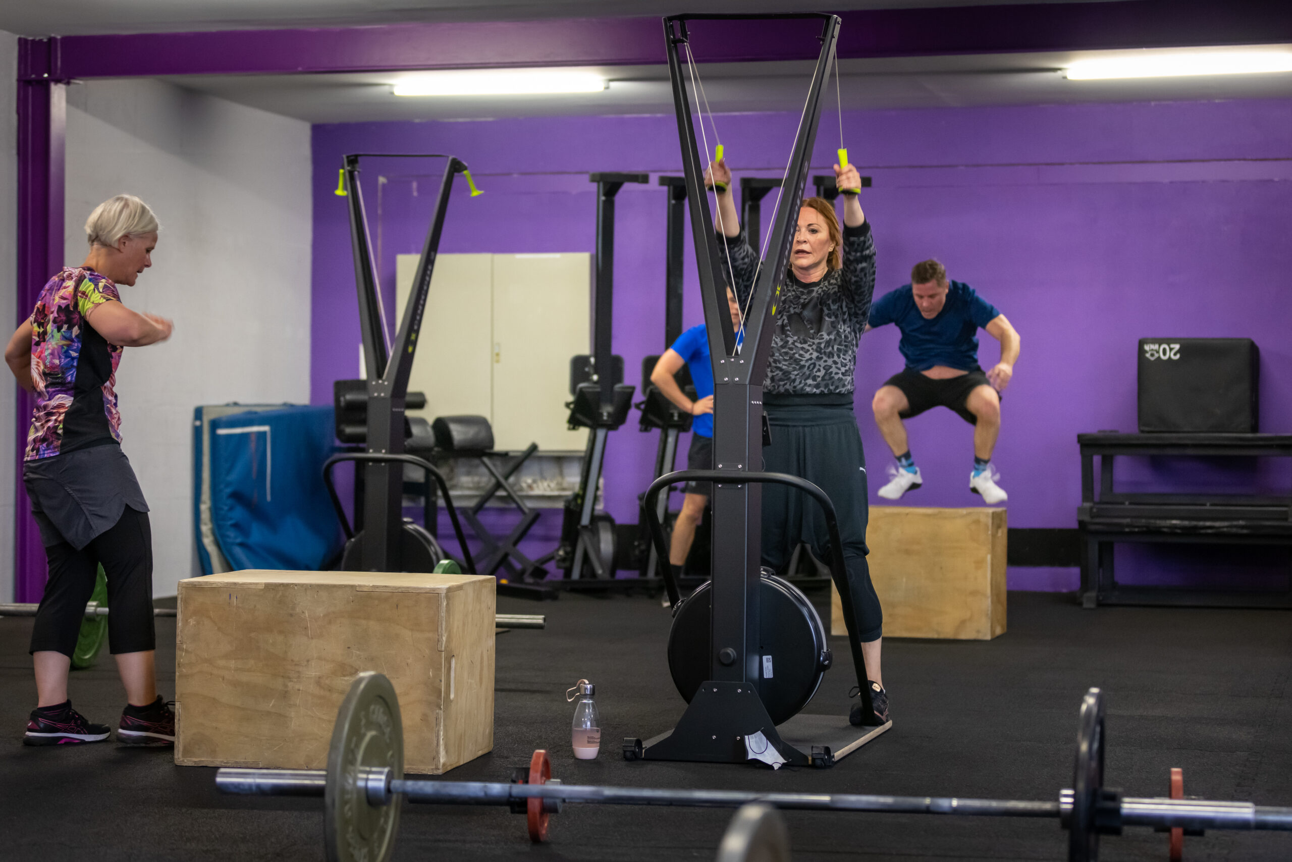 Gold Coast Fitness - Funktionelles Fitnesstraining Gym Uetikon am See