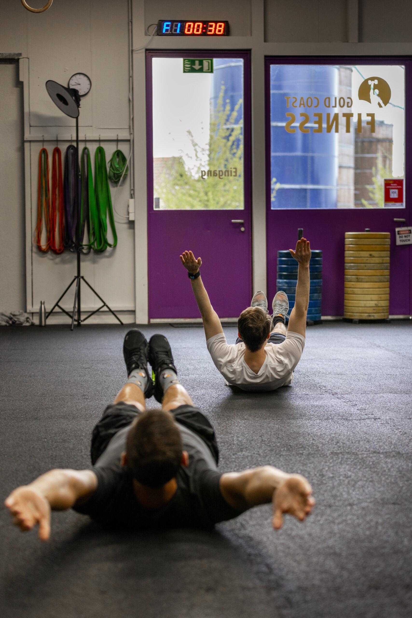 Ganzheitlicher Ansatz Funktionelles Fitnesstraining Uetikon am See