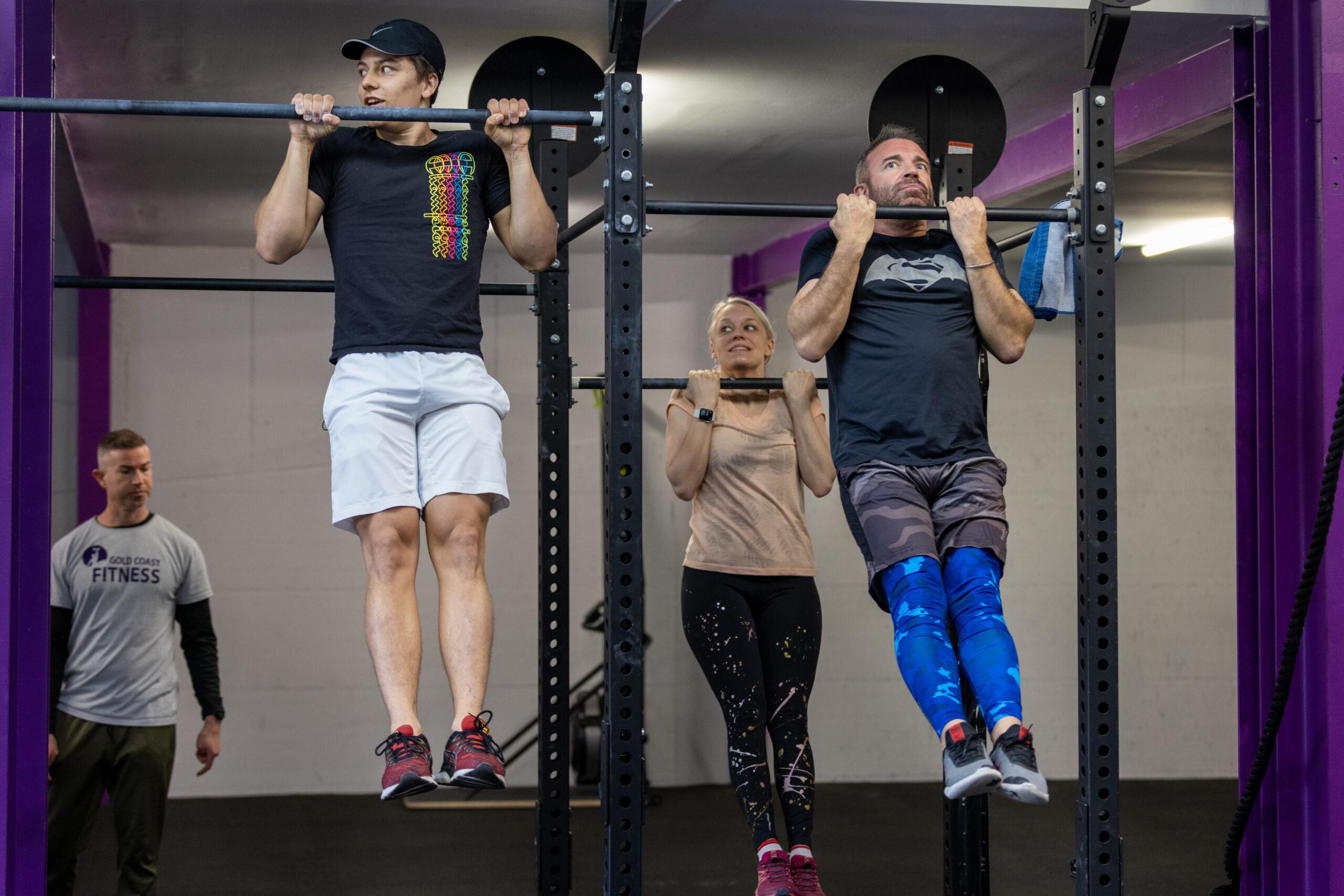 Interaktiv und macht Spass Funktionelles Fitnesstraining